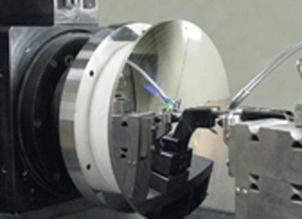 ISP Optics Diamond Turning Capabilities