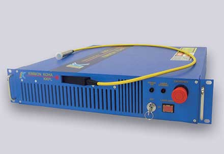 Kimmon Koha USA Inc. - High Specification CW Polarized Fiber Laser for Research Applications