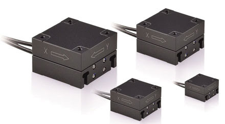 Compact Nanopositioning Stages