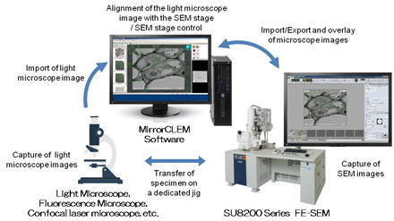 Microscopy Simplification System