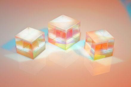 PPD's Beam Splitter Cubes