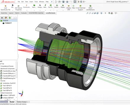 Simplify Optomechanical Design | Zemax, Optical Product