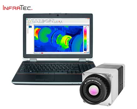 Thermal Imaging Camera Head