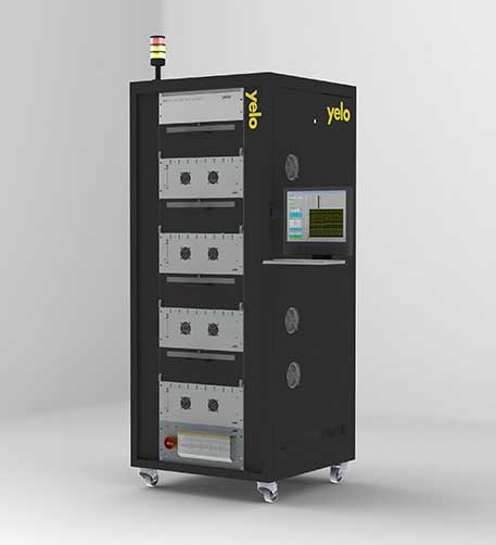 Yelo Limited - Test and Burn-In System