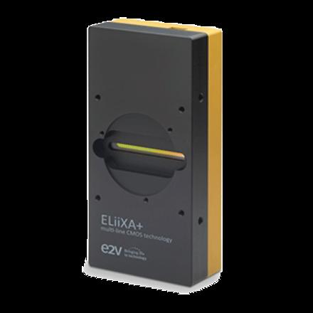 e2v launches dual-line ELiiXA+ line scan cameras
