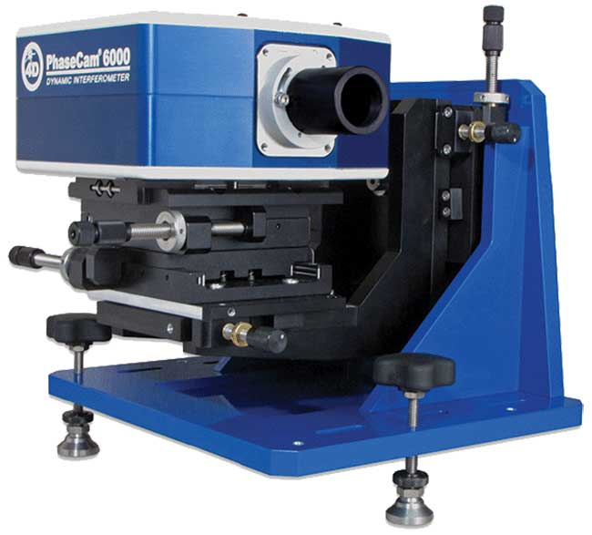 PhaseCam 6000 Laser Interferometer