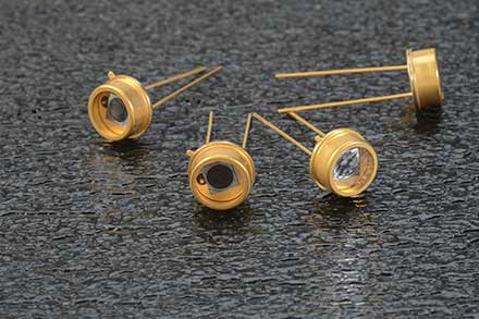 InGaAs PIN Photodiode Series