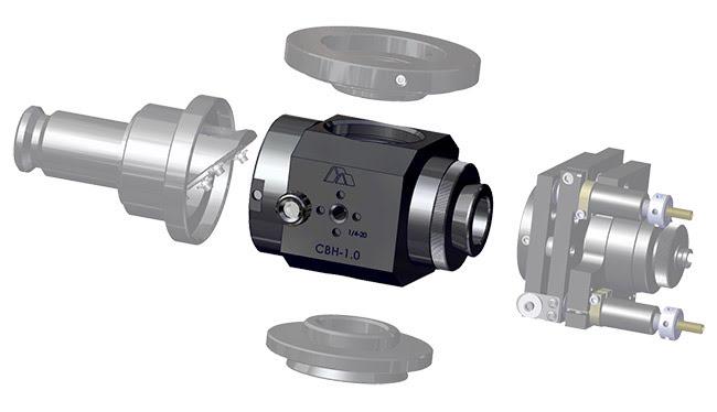 Interchangeable Microscope Modules