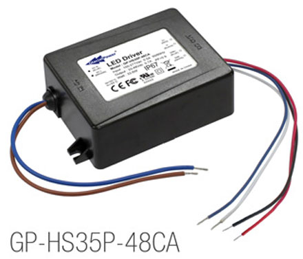 GlacialPower LED driver