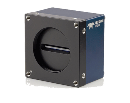 Teledyne Dalsa High Speed Multispectral Camera