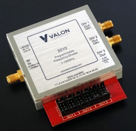 Valon Technology Frequency Divider