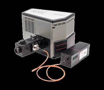Princeton Instruments Spectroscopy System