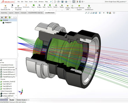 Zemax LLC, Optical & Illumination Design Software - Simplify Optomechanical Design