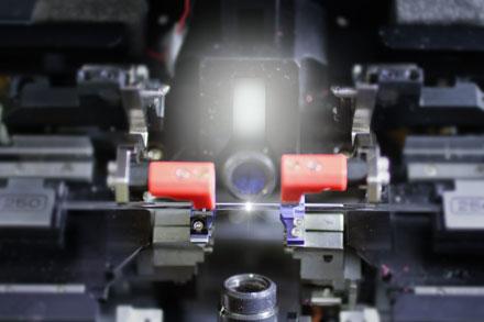AFL - LAZERMaster™ Laser Fusion Splicing System