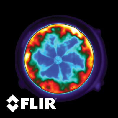 FLIR Full Resolution Thermal Camera
