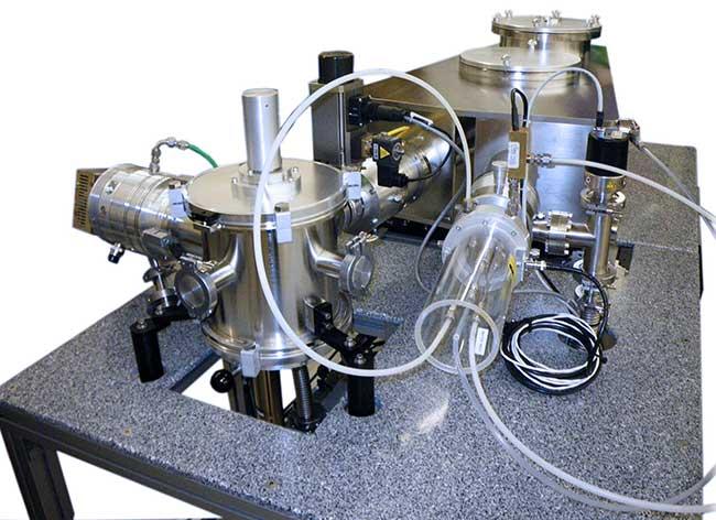 Vacuum UV Spectral Test System