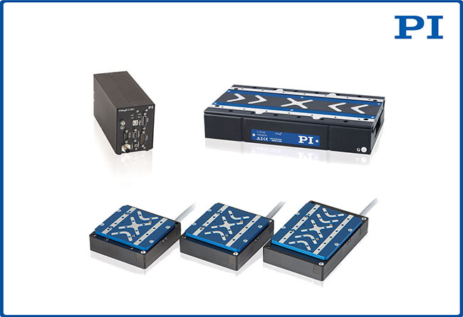 Linear Motor Stages and Motion Controller