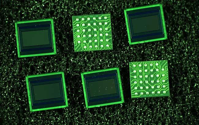 Miniature CMOS Sensors