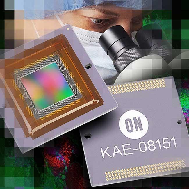 EMCCD Image Sensor