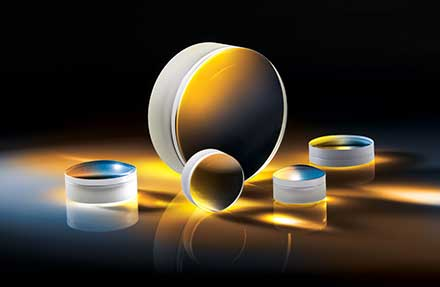 VIS-NIR Coated Achromatic Lenses