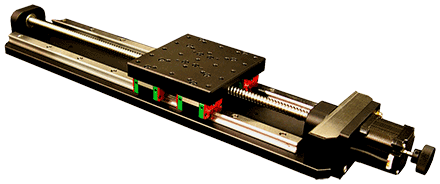 Linear Guide Positioning Stages