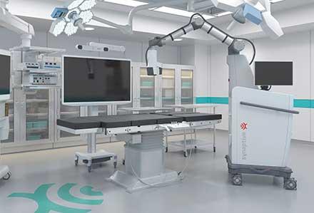 Medical Robotic Microscopy Arm
