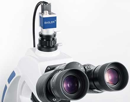 Microscopy Cameras