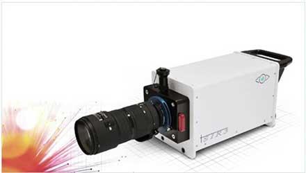 High-Resolution Color Camera