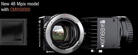 CMOS Camera | XIMEA GmbH | Jan 2018 | Photonics Spectra