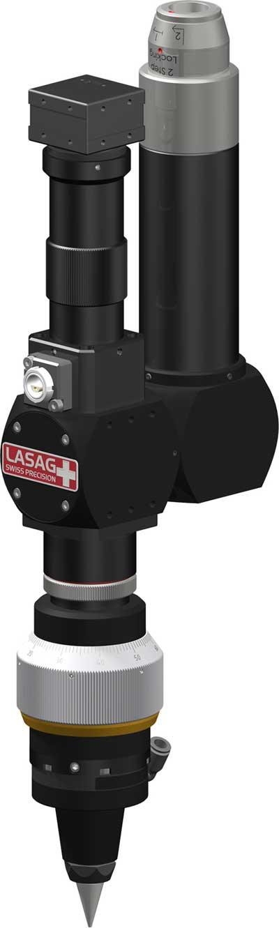 Fiber Laser Processing System