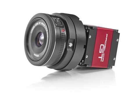 New Prosilica GT CMOS Cameras
