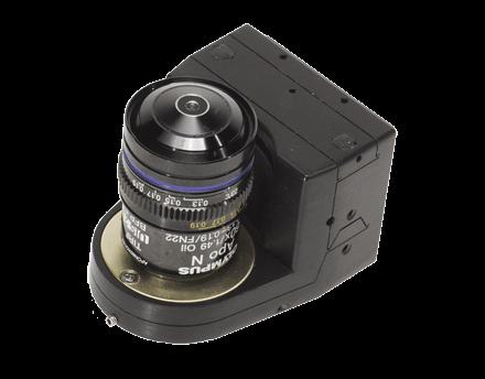 Precision Piezo Lens Nanopositioners
