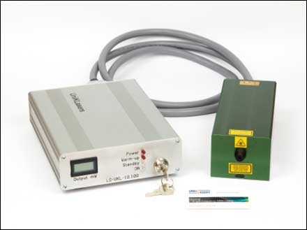 CW Single-Frequency DPSS Lasers