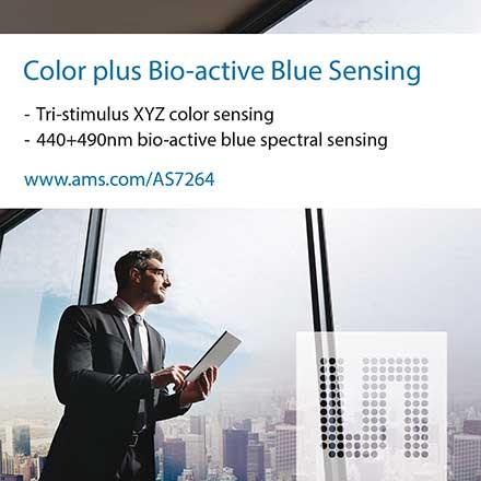 Tri-Stimulus Sensor