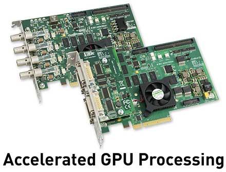 GPU Processing Frame Grabbers