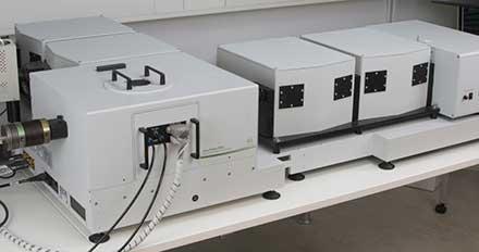 Fluorescence Lifetime Spectrometer
