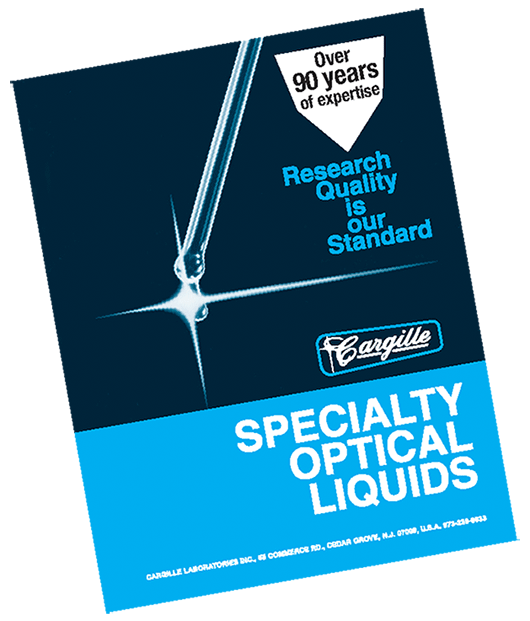 Custom Optical Liquids