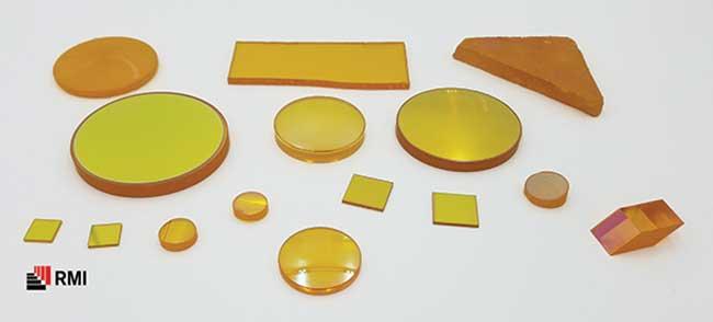 ZnSe Optics & Materials