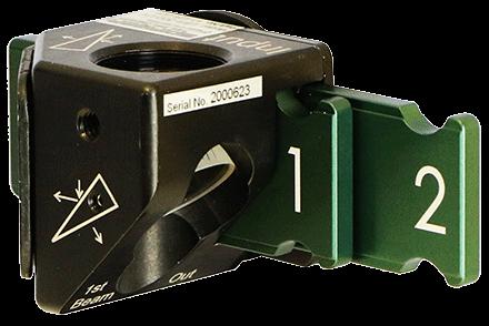 Portable Laser Beam Splitter