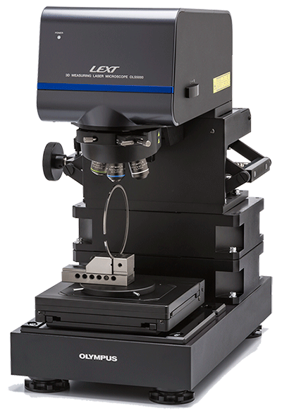 3D Measuring Laser Microscope