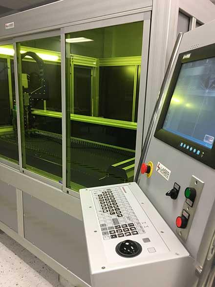 Fiber Laser Cutting Systems