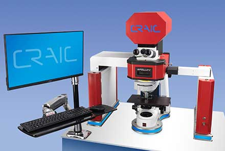 Raman Microspectrometer