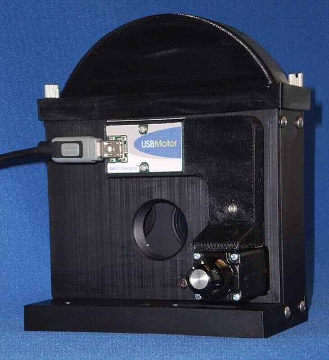 Enclosed USB-FilterWheel