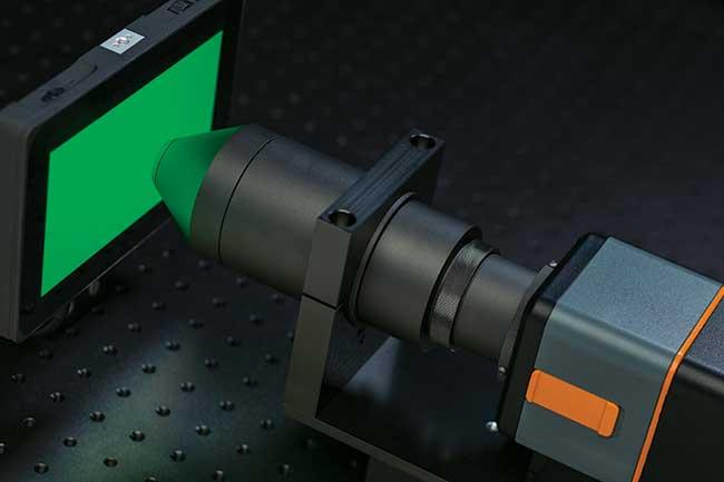 Conoscope Lens