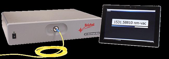 Pulsed Laser Wavelength Meter