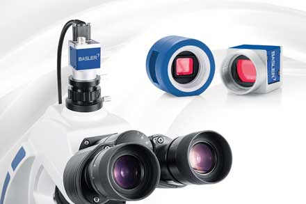 Basler Microscopy Cameras