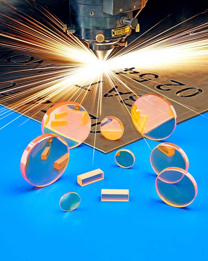 Zinc Selenide Focusing Lenses