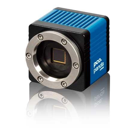 New pco.panda camera system
