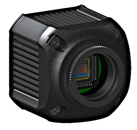 Intelligent CMOS Camera