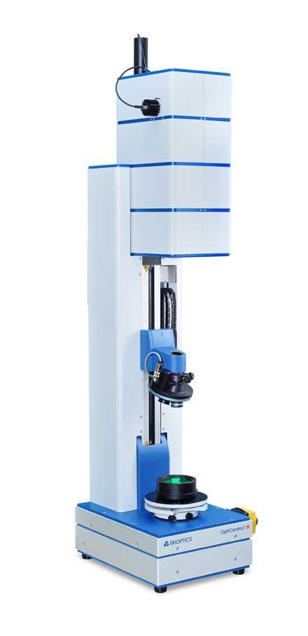 TRIOPTICS' Centration Testing of IR Lenses